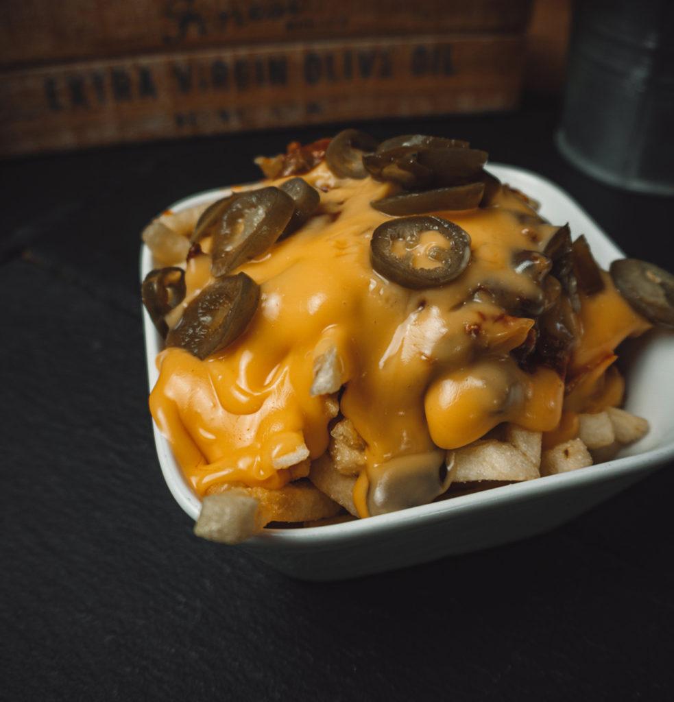 Pommeskurve_Chili Cheese