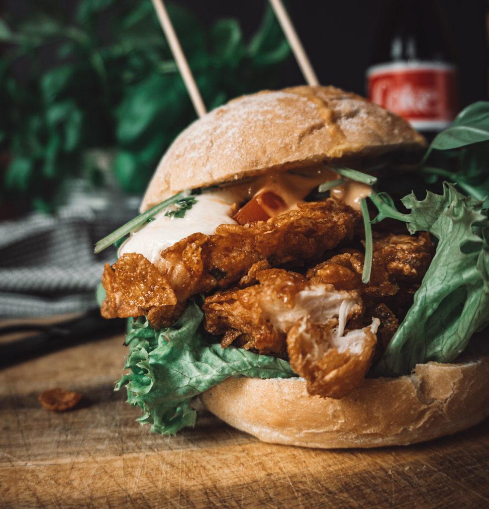 Schnitzel und Burger_Crispy Chicken